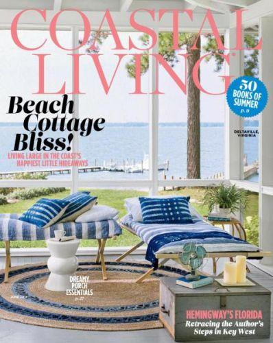 Coastal Living  June 2017