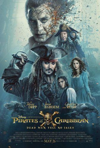 Pirates of the Caribbean Dead Men Tell No Tales 2017 Russian Crappy CamRip XviD AC3700MB - Lara