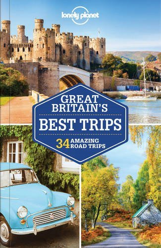 Lonely Planet Great Britain's Best Trips (EPUB)
