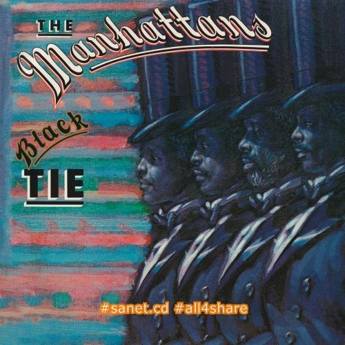 The Manhattans - Black Tie (2014, Expanded Version) (1981-2016) [HDtracks]