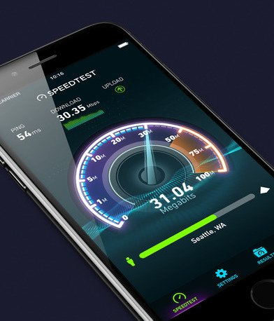 Speedtest by Ookla v3.8.3
