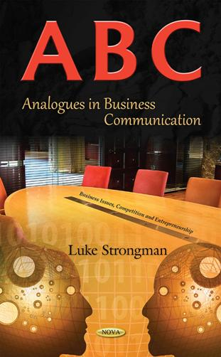 Luke Strongman – A-B-C : Analogues in Business Communication