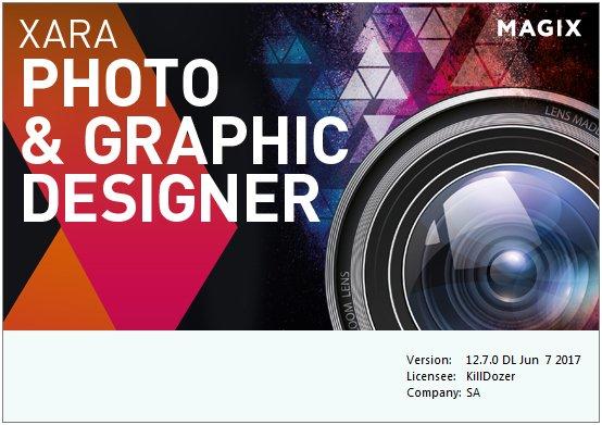 Xara Photo & Graphic Designer 365 12.7.0.50257