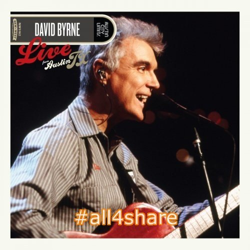 David Byrne - Live From Austin, TX (2017) FLAC 24bits