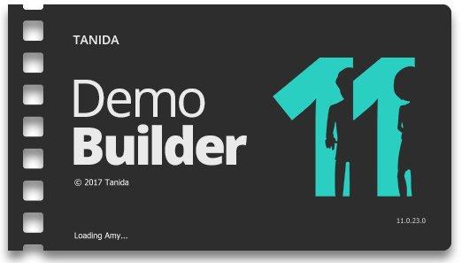 Tanida Demo Builder 11.0.23.0 + Portable