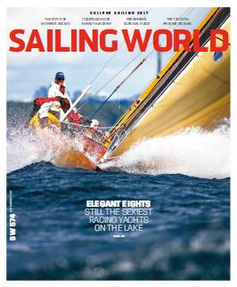 Sailing World -- July - August 2017