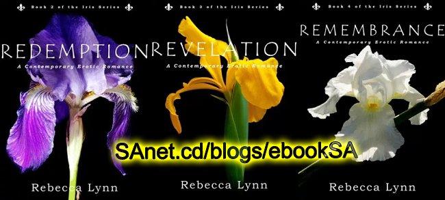 Iris Series by Rebecca Lynn