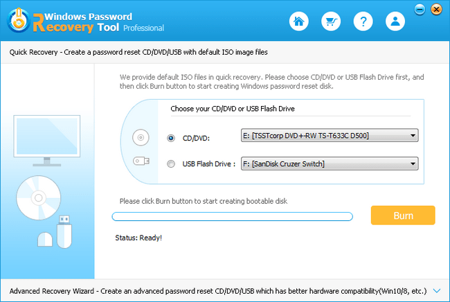 Tenorshare Windows Password Recovery Tool Professional 6.4.3.0 + Portable