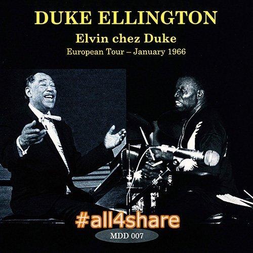 Duke Ellington - Elvin chez Duke European Tour - January 1966