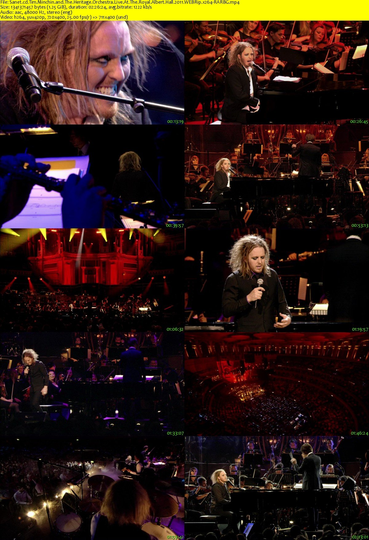 Download tim minchin and the heritage orchestra live at for Heritage orchestra