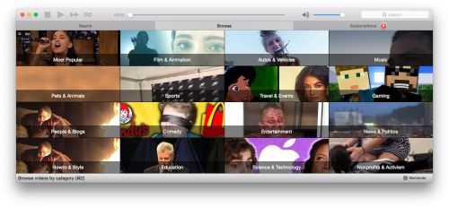 Download Minitube for YouTube 2 8 Multilingual macOS