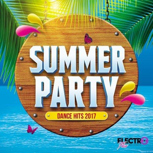 Lançamentos Sem Vinhetas (22 Faixas) Summer Party Dance Hits 2017 (2017)