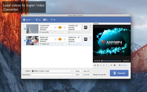Super Video Converter 6 2 23 MacOSX