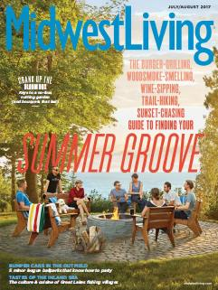 Midwest Living - July -- August 2017