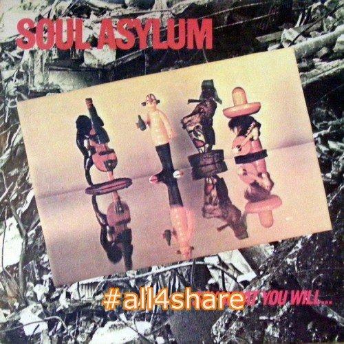 Soul Asylum - Say What You Will... (1984) Vinyl