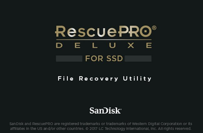LC Technology RescuePRO SSD 6.0.1.4