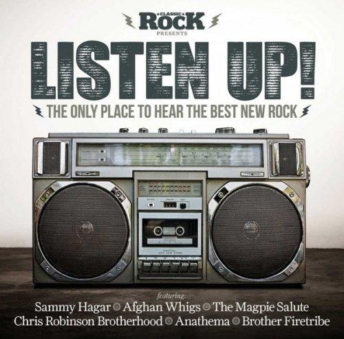VA - Listen Up (2017) (FLAC)