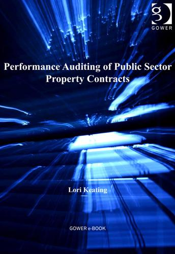Lori Keating – Performance Auditing of Public Sector Property Contracts