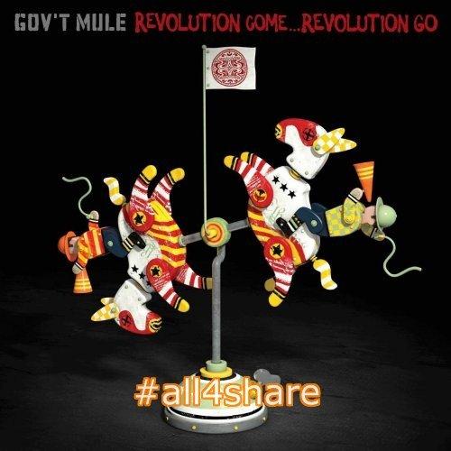 Gov't Mule - Revolution Come... Revolution Go (Deluxe Edition) (2017) [24_88 FLAC]