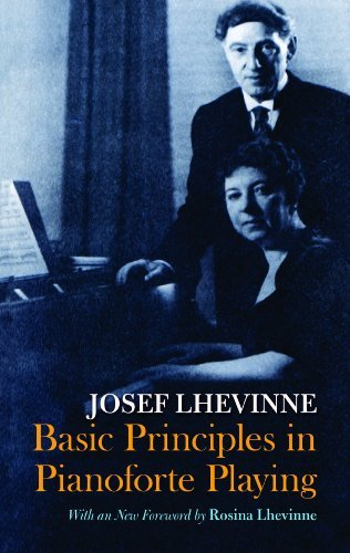 Basic Principles in Pianoforte Playing