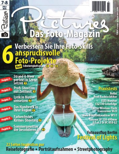 Pictures Germany No 07 08 - Juli August 2017