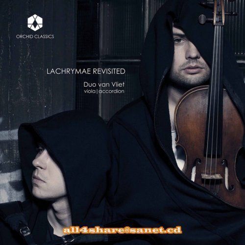 Duo van Vliet - Lachrymae Revisited (2017)