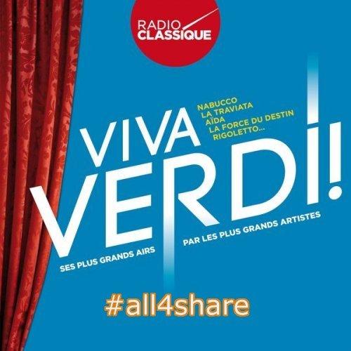 VA - Viva Verdi ! - Radio Classique (2017)