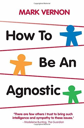 a discussion on being an agnostic Agnostics group 49 likes for those who wish to discuss the pros and cons of agnosticism it sounds to me like another conscious being would have.