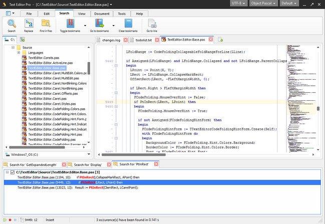 Text Editor Pro 1.4.0 Multilingual + Portable