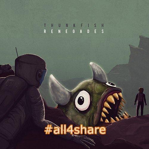 Thunkfish - Renegades (2017)