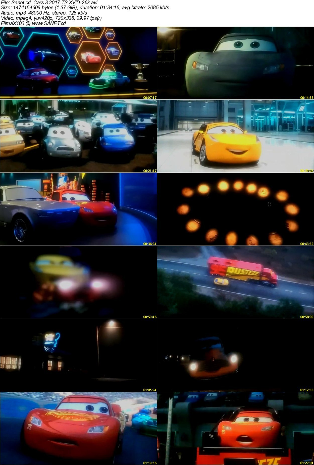 Cars 2 2017 Dvdrip Xvid Max Voipila