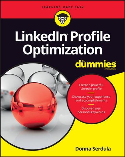LinkedIn Profile Optimization For Dummies (True PDF)