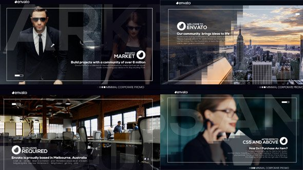 Corporate Slideshow 19301428 - Project for After Effects (Videohive)