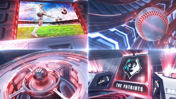 Ultimate Sports - Broadcast Package - Project for After Effects (Videohive)