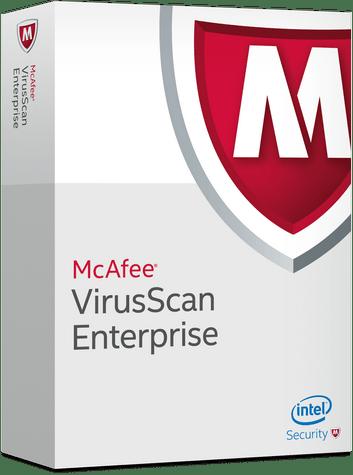 McAfee VirusScan Enterprise 8.8 Patch 9