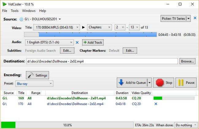 VidCoder 5.16  [Multilenguaje] [Tres Servidores] NI8UATOAJcjLWgcBfPWIVbKzSLIJiSJF