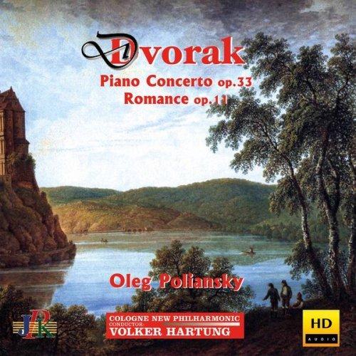 Oleg Poliansky - Dvorak: Piano Concerto, op.33 (2017) FLAC 24-96