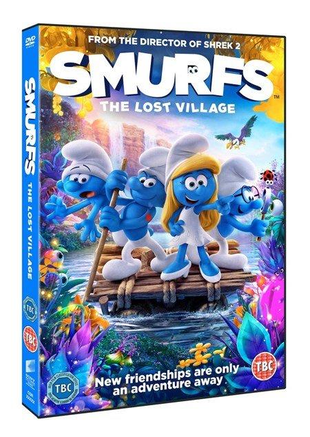 The Smurfs The Lost Village English Dual Audio Eng Hindi La Florecilla Rosa