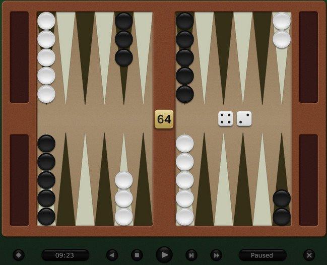 MicroSys Backgammon Classic Pro 8.0