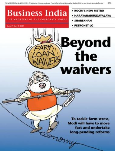Business India -- June 19 - July 2, 2017