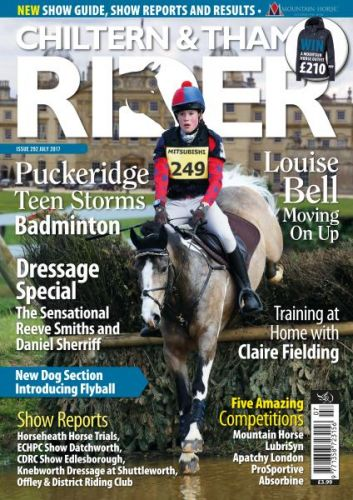 Chiltern and Thames Rider - Issue 292 - July 2017