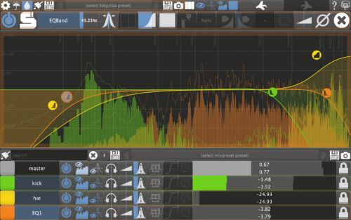AudioD3CK Eekjuliza v2.0 MacOSX