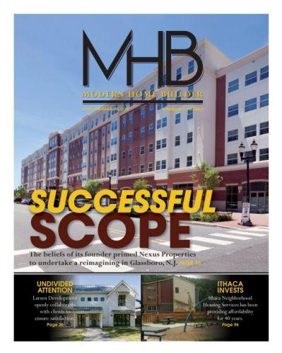 Modern home builder summer 2017 volume 2 dlw full for Modern home builder magazine
