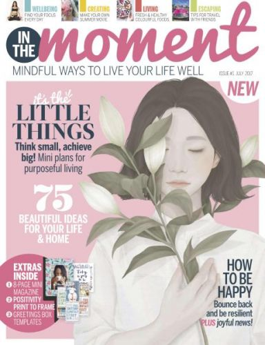 In The Moment - Issue 1 - July 2017
