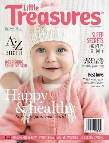 Little Treasures - Issue 177 - Winter 2017