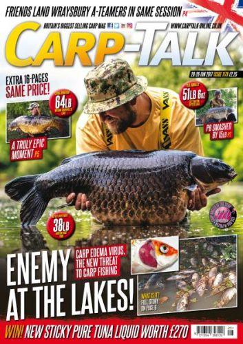 Carp-Talk - Issue 1179 - 20-26 June 2017