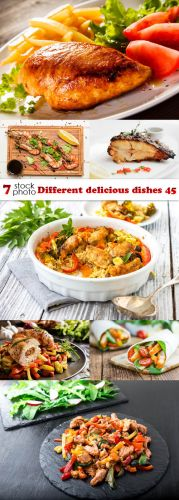 Photos - Different delicious dishes 45