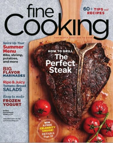 Fine Cooking - August / September 2017