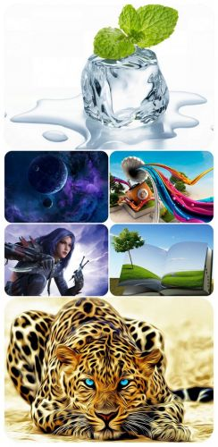 3D graphics wallpaper collection Part 31
