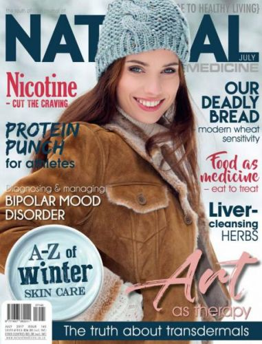 Natural Medicine Magazine - Issue 145 - July 2017